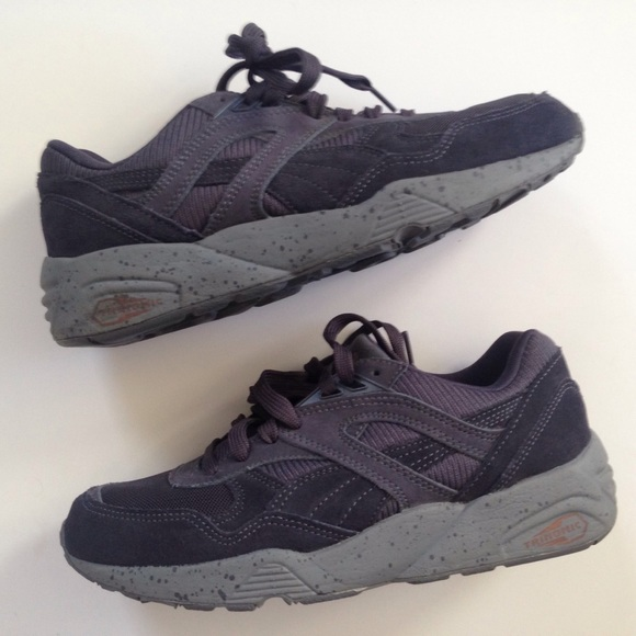 Puma Trinomic r698 Winterized Periscope Steel Grey